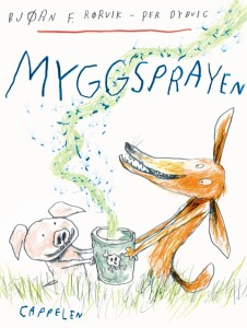 Myggsprayen-