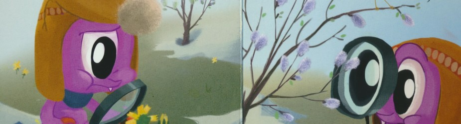 Vårens lesestunder med Bokbamsen