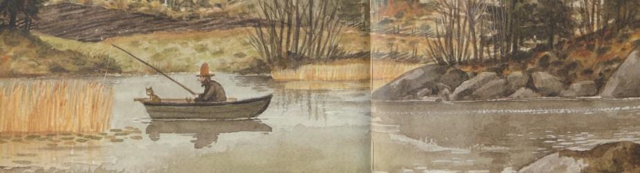 Høstens lesestunder med Bokbamsen